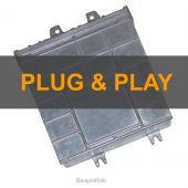 Plug&Play Audi A4 1,6 Motorsteuergerät ECU 8D0907557C IMMO OFF / IMMO FREE