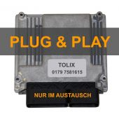 Plug&Play CDI Motorsteuergerät 0281011251 im AUSTAUSCH inkl. Datenübernahme