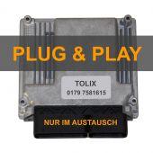 Plug&Play CDI Motorsteuergerät EDC 16C2 im AUSTAUSCH inkl. Datenübernahme