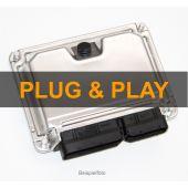 Plug&Play VW EOS 3.2 BUB Steuergerät ECU 022906032GR 0261201335 IMMO OFF FREE