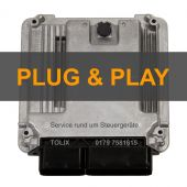 Plug&Play VW Touran 1.9 TDI EDC16 Motorsteuergerät ECU 03G906016BT IMMO OFF / IMMO FREE
