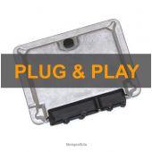Plug&Play VW Audi 1.9 TDI Motorsteuergerät ECU 038906018P IMMO OFF / IMMO FREE
