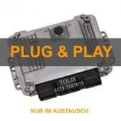 Plug&Play Renault DCI Steuergerät 0281011776 im AUSTAUSCH inkl. Datenübernahme