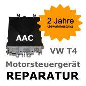 Reparatur VW T4 Motorsteuergerät 044906022H 044 906 022 H 5WP4080 5WP4 080 ECU