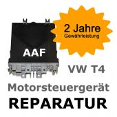 Reparatur VW T4 Motorsteuergerät