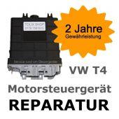 Reparatur VW T4 2.5 ACU Motorsteuergerät