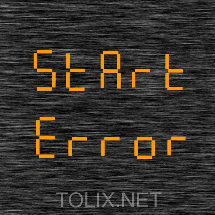 MB Mercedes Sprinter Vito CDI WFS Start Error -  Motor startet nicht / Fahrzeug springt nicht an